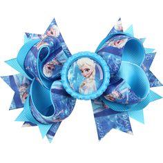 10 Colors Baby Girls Hair Bow Hair Pins Princess Elsa Anna Ribbon With Alligator Clip Kids Hair Accessories H020♦️ SMS - F A S H I O N 💢👉🏿 http://www.sms.hr/products/10-colors-baby-girls-hair-bow-hair-pins-princess-elsa-anna-ribbon-with-alligator-clip-kids-hair-accessories-h020/ US $1.28