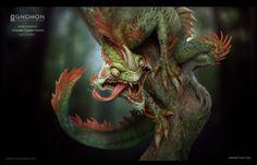 12 Best creature images in 2018 | Character Design, Creatures
