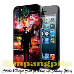 Memphis may fire nebula galaxy case for iPhone by Simpangpitu, $12.00