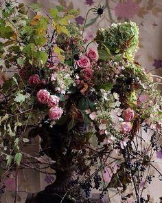 fiori spettinati...
