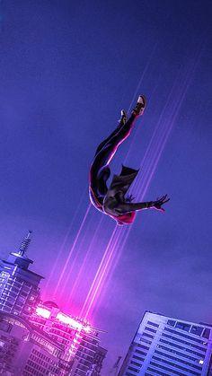 Spiderman Into The Spider Verse Beautiful Wallpaper Pinterest