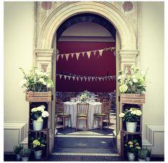 entrance arrangement