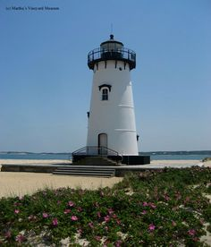 Edgartown Harbor Lighthouse in Edgartown, Massachusetts. You can read more about it here: http://www.us-lighthouses.com/displaypage.php?LightID=391.
