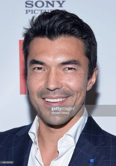 Actor Ian Anthony Dale attends the CAPE (Coalition of Asian Pacifics in Entertainment) Holiday Party at El Rey Theatre on December 8, 2014 in Los Angeles, California.