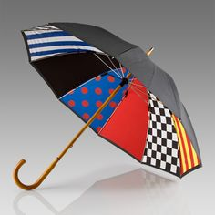 paul smith - walker umbrella crazy lining