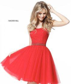 Sherri Hill 51275 - International Prom Association | Sherri Hill ...