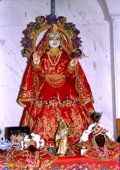 Glories of Tulasi Devi From Patalakanda of the Padma Purana and Radhe Krishna, Hindus, Gods And Goddesses, Deities, Mom And Dad, Cosmic, Worship, Temples, Desi