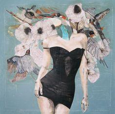 #ArtistotheDay Karenina Fabrizzi http://www.saatchiart.com/account/artworks/115677