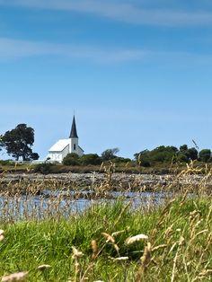 Raukokore Church, Remote East Coast, North Island, New Zealand