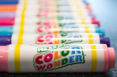 Crayola Color Wonder Paints and Markers Review Mama Say What?! | Mama Say What?!