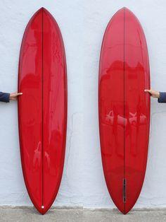 7'6 Mitsven Glider surfboards via @jeffreymarksinc #WilliamsSonoma #beachchic
