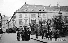 Ulice a námestia - Hlavné námestie - Pohľady na Bratislavu Bratislava, Louvre, Street View, Travel, Times, Dune, Europe, Africa, Viajes