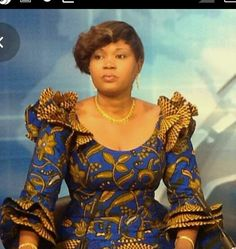 Enchanting aso ebi styles that will inspire you - Opera News Official Latest African Fashion Dresses, African Print Dresses, African Print Fashion, Africa Fashion, African Wear, African Attire, African Women, African Dress, Ankara Dress