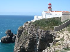 "Cape Sagres, Portugal:  ""The End of the World"""