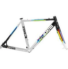 Cinelli Zydeco Road Frameset 2018   Chain Reaction Cycles Online Bike Store, Frame Bag, Bicycle, Chain Reaction, Cliff, Biking, Kit, Colour, Google Search