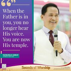 Youtube Live, Great Leaders, Apollo, Worship, Sons, Father, Watch, Learning, Pastor
