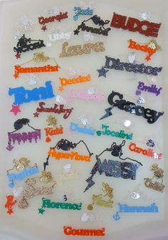 """I would love an """"Amy"""" necklace from Tatty Devine."""