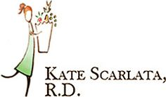 Kate Scarlata, RD, LDN is a registered and licensed dietitian with over 25 years of experience in the nutrition and wellness field. Kate currently provides nutrition consultation for a variety of health conditions, weight management or for the person who just desires to eat more healthfully in her private practice in both Boston and Medway, Massachusetts.