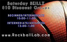 Learn basketball skills in fun and encouraging environment! http://www.rockballlab.com/#/today
