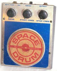 Electro-Harmonix Space Drum