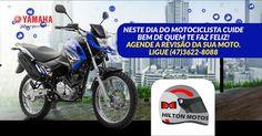 HILTON MOTOS: Manter sua motocicleta com a manutenção em dia é a...