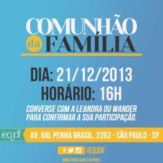 Comunhão da Família