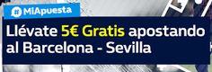 el forero jrvm y todos los bonos de deportes: William Hill promocion Barcelona vs Sevilla 4 novi...