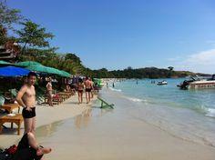 Koh Samet beach!
