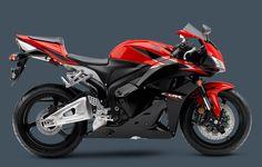 Honda CBR600RR.