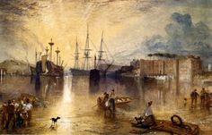 turner upnor castle - Google Search