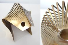 Sculpture en laiton - Hedgehog
