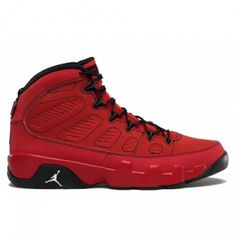 save off 6df24 641bf 302370-645 Air Jordan Retro 9 Motorboat Jones Challenge Red White-Black  A09010 -