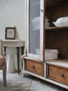 Shabby Chic Style, Antiques, Furniture, Vintage, Home, Atelier, Arts And Crafts, Antiquities, Antique