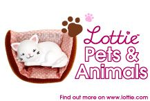 Lottie loves animals, her companions include Pandora the Persian Cat, Biscuit the Beagle & Seren the Welsh Mountain Pony! Visit Lottie's pets & animals!