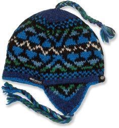 Everest Designs Male Yeti Earflap Hat - Boys'