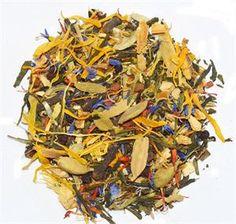 Reiki Blend (green tea + Ayurveda)