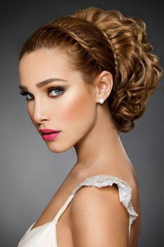 Twisted and Braided Bridal Hairstyles  #bridalhairstyles #weddinghairstyles #hairstyles