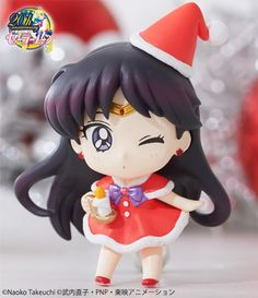 "Crunchyroll - ""Sailor Moon"" Puchi Chara Series Get Ready for Christmas"