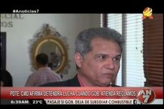 """El Presidente del CMD Waldo Ariel Suero dice """"detendra la lucha cuando el gobierno ateinda reclamos de los médicos"""""""