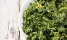 Tired of pulling out soggy or burnt kale chips? We've got 6 tips to elevate your kale chip game to perfect flavour and crispness levels!