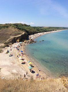 Punta Aderci #beautifulview #sun #beach #rocks #seaside