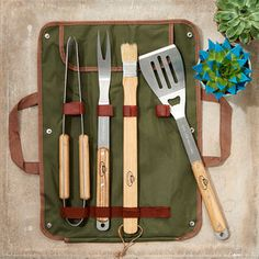 Barbecue Tool Set - shop by recipient
