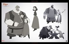Torsten Schrank has worked as Character Design Supervisor for the animated movie Klaus, produced by The Spa Studios and Netflix. Character Design References, Character Art, Character Sheet, Character Concept, Klaus Movie, Spa Studio, Netflix, Studios, Art Blog