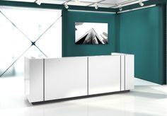 ICE Grande Receptions skranke - Jyskmøbelfabrik.