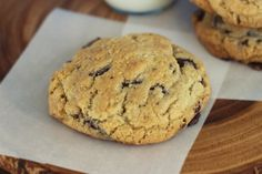 Best Chocolate Chip Cookie Recipe EVER! - Sweet Dreams and Sugar Highs Chcolate Chip Cookies, Best Chocolate Chip Cookie Recipe Ever, Chocolate Desserts, Chocolate Chips, Brownie Bar, Pork Chop Recipes, Cookie Bars, Yummy Treats, Cookie Recipes