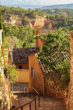 Roussillon, Provence France --- Second place on our tour 2014