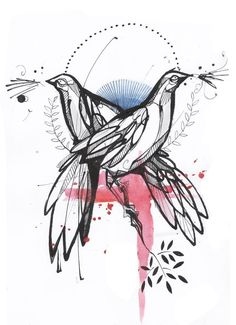 Tattoo design by Petra Hlaváčková