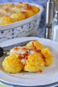 Rakott puliszka 🍴 Macaroni And Cheese, Healthy Recipes, Healthy Food, Recipies, Favorite Recipes, Meals, Ethnic Recipes, Vaj, Drink