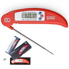 Shalleen Grillers Ultra Fast Instant Read Digital Electronic Barbecue Meat Thermometer with Collapsible Internal Probe Shalleen http://www.amazon.com/dp/B019A4BM9E/ref=cm_sw_r_pi_dp_w7gWwb0147VDK