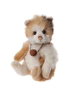 Charlie Bears Minimo Collection 2015 Rocky Hamster